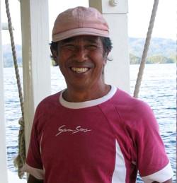 Captain Ambo Hasan Tuwo