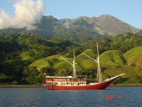 The Seven Seas at Sangean Island
