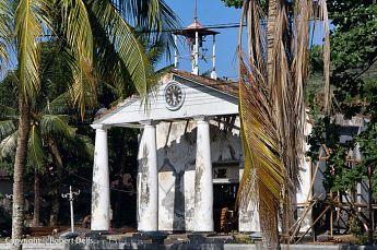 Dutch church in Banda Neira
