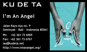 I'm An Angel Charity Auction at KuDeTa