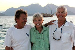 Mark, Valerie, Greg