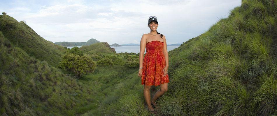 Andrea Marshall, Komodo