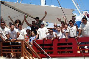Seven Seas family trip
