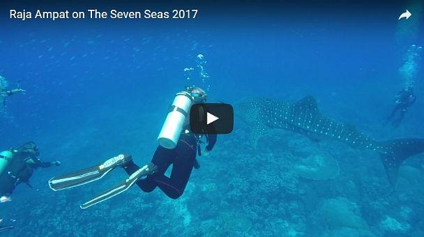 Video: Raja Ampat on The Seven Seas 2017