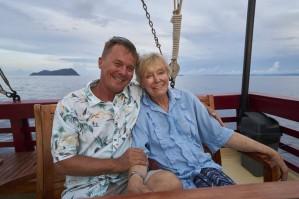 Mark Heighes & Valerie Taylor