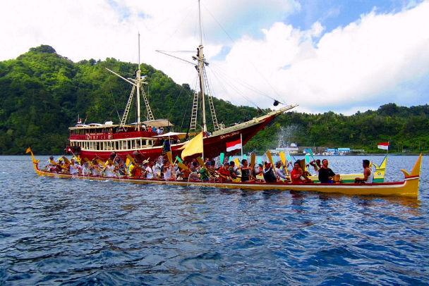 Kura-Kura, Banda Islands