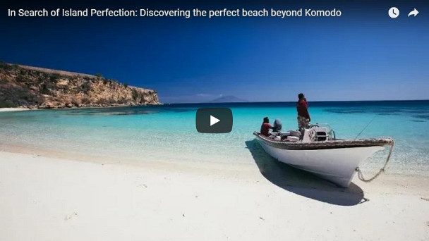 The perfect beach - video