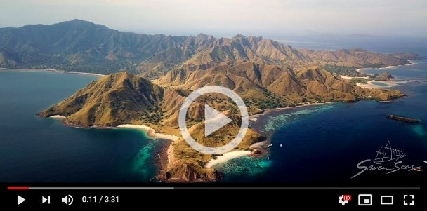 East of Flores & Komodo video