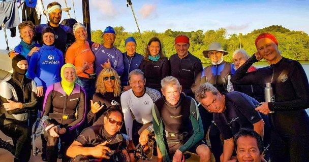 Raja Ampat Snorkelling Group