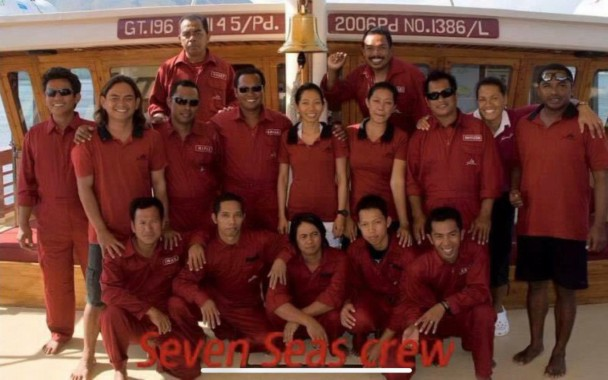Seven Seas crew