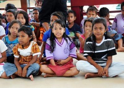 Ambon-Banda school project