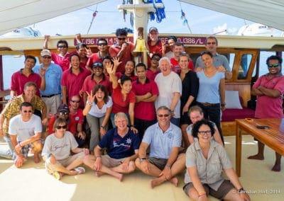 Crew & guests 2014