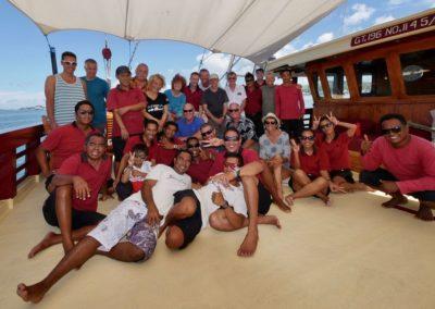 Forgotten Islands group