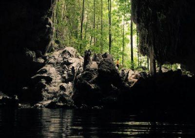 Tomolol Cave