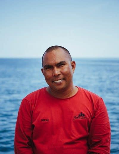 Capt. Abdul Rifai H. Djudje