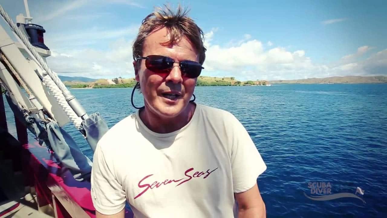 Diving North & South Komodo
