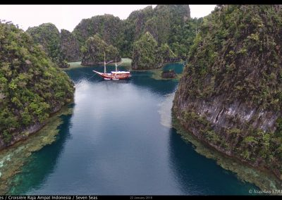 The Seven Seas in Raja Ampat