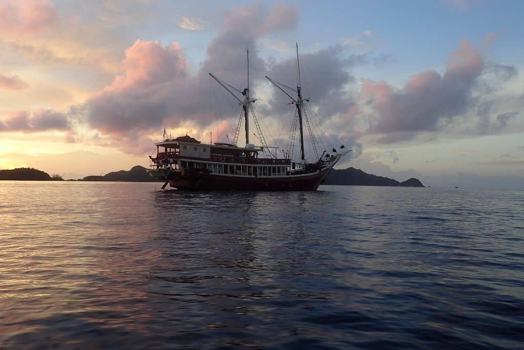 The Seven Seas at Raja Ampat