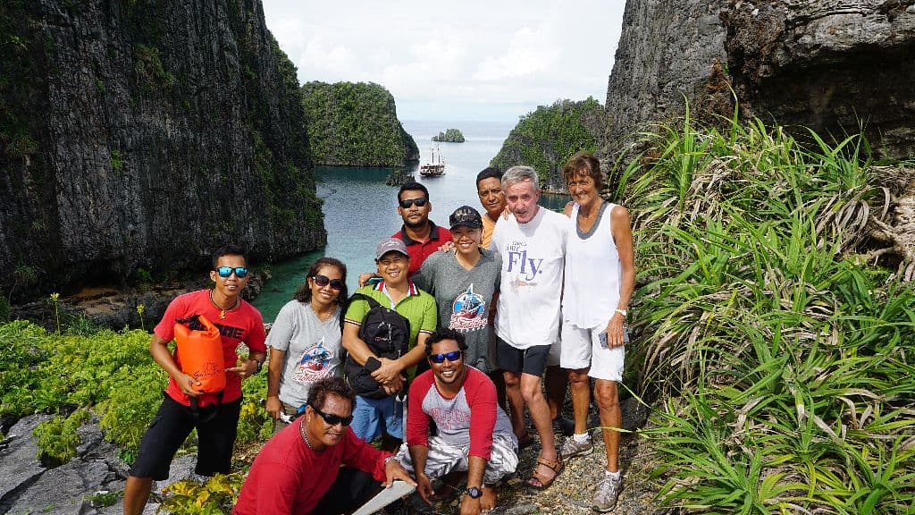 Raja Ampat – a `sea life experience` on the Seven Seas
