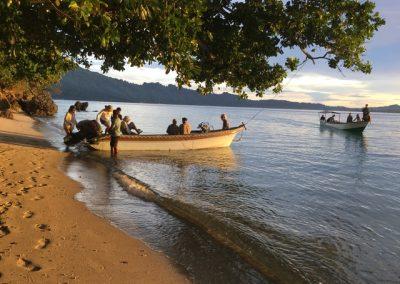 Visit to Pulau Pisang, Photo by Joseph Quiroz