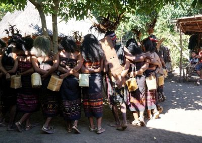 Traditional dance, Aboi traditional village