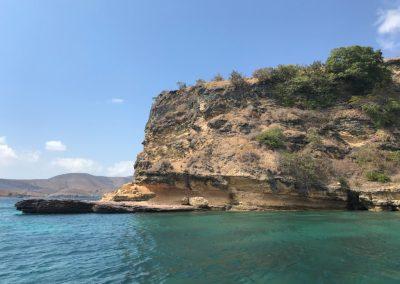 Sumbawa Cliffs