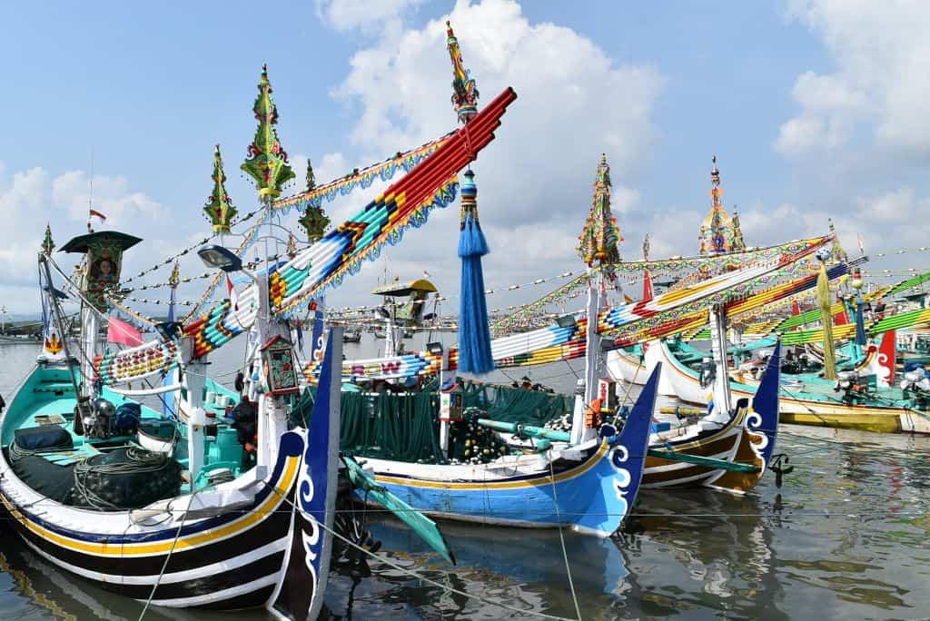 Fishing vessels that catch small schooling pelagic fish