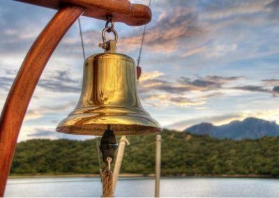 Seven Seas bell