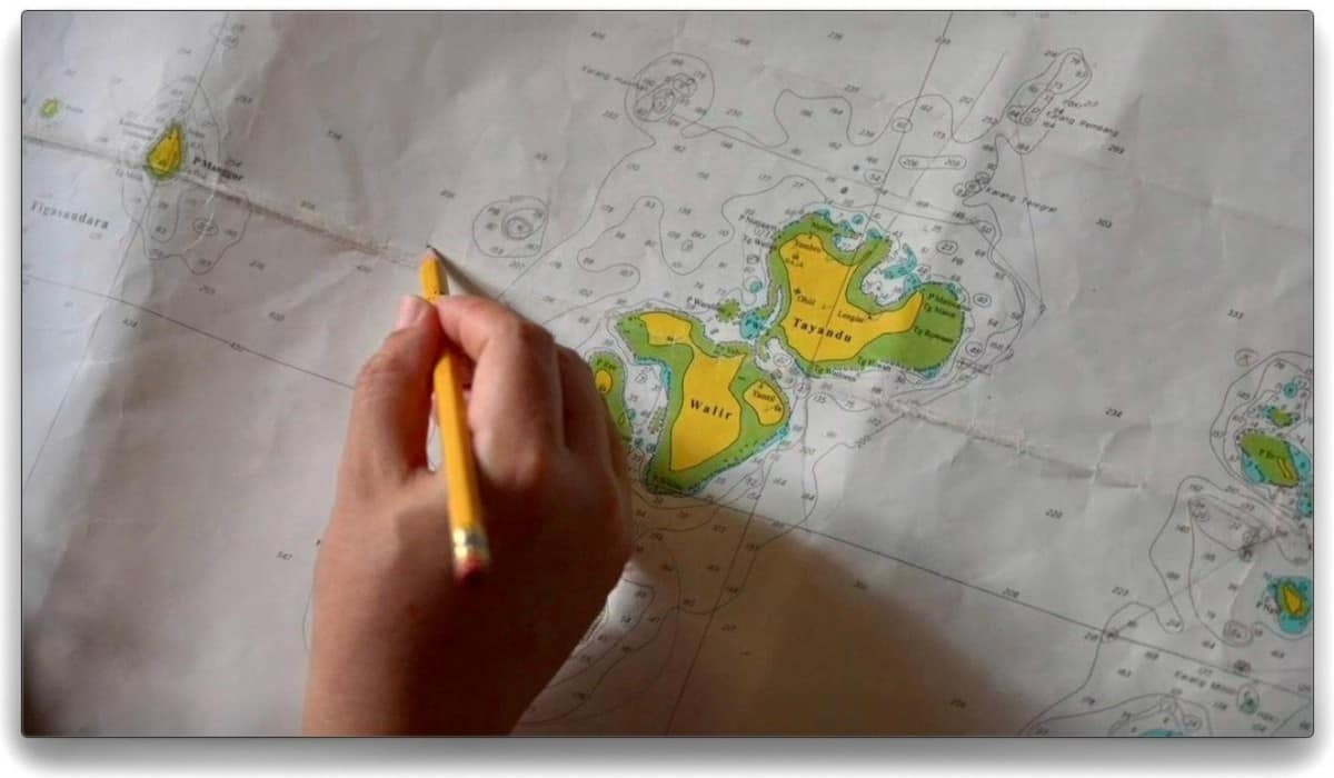 Tayandu map