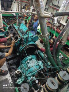 Seven Seas engine